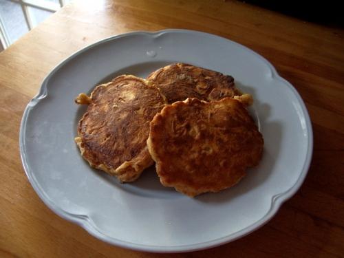 Kashi Apple Pancakes